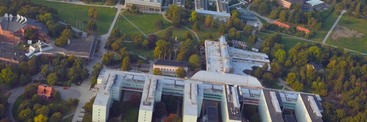Universitetsstaden Stockholm